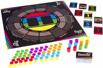 Mattel Phase 10 Strategy Brettspiel