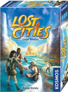 Kosmos Lost Cities - Unter Rivalen,