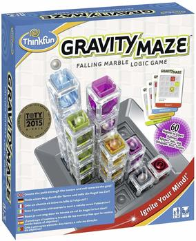 Ravensburger 76339 ThinkFun®, Gravity Maze,