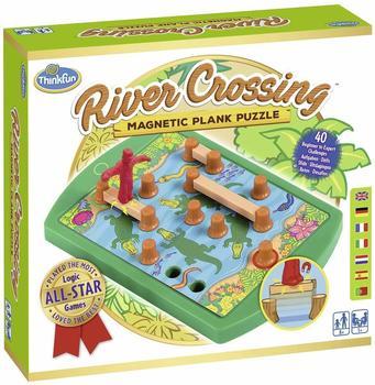 Ravensburger 76349 ThinkFun®, River Crossing,