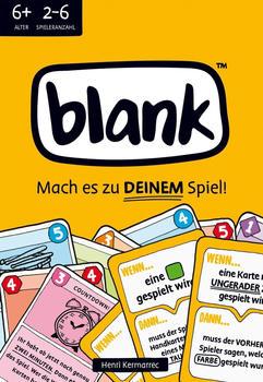 HUCH! & friends Blank