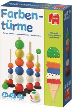 JUMBO Spiele Farbentürme,