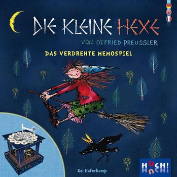 HUCH! & friends Die kleine Hexe - Das verdrehte MemospielHutter