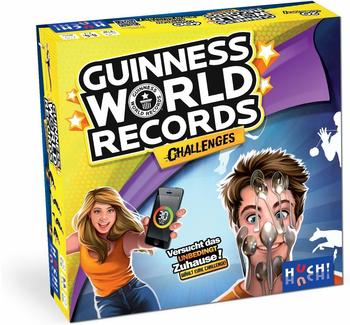 HUCH! & friends Guinness World Records Challenges, (Spiel)