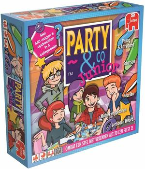 JUMBO Spiele Party & Co. Junior