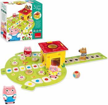 JUMBO Spiele 3 kleine Schweinchen
