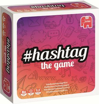 JUMBO Spiele #hashtag the game,