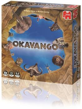 JUMBO Spiele Okavango, Brettspiel