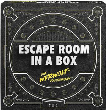 Escape room in a box - Das Werwolf experiment (FWK72)