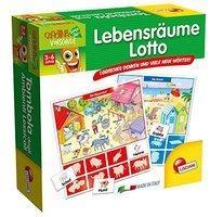 Lisciani Lebensräume Lotto