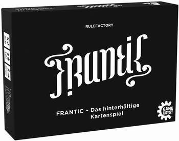 GAMEFACTORY 646224 Frantic