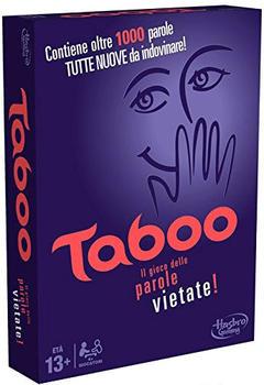 Taboo - il gioco delle parole vietate! (italienisch)
