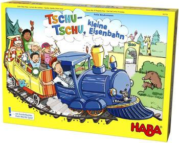 Tschu-Tschu - kleine Eisenbahn