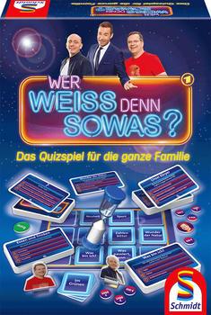 """Schmidt-Spiele """"Wer weiss denn sowas?"""" - Das Quizspiel (49356)"""