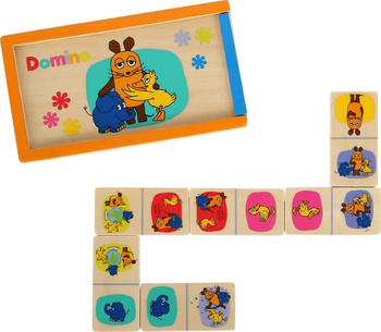 small foot company Die Maus Domino (10492)