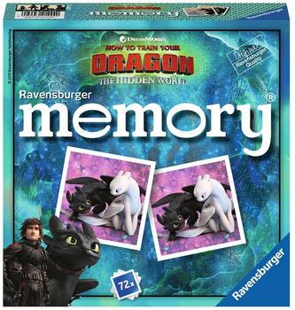 Memory - Drachenzähmen leicht gemacht 3 (21444)