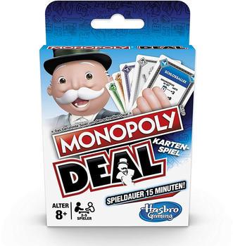 Sonstige Hasbro E3113100 Monopoly Deal