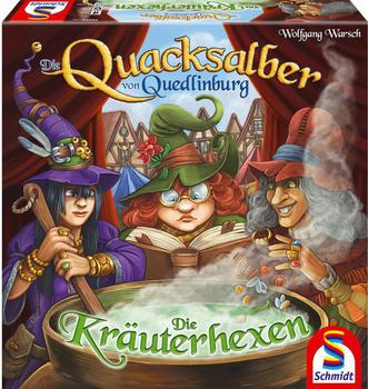 Schmidt Spiele Quacksalber Quedlinburg Die Kräuterhexen 49358