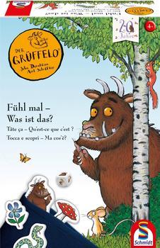 Schmidt Spiele Der Grüffelo, Fühl mal - Was ist das? (Kinderspiel)