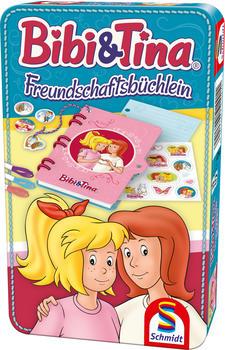 Schmidt Spiele Bibi und Tina Freundschaftsbüchlein 51421