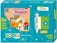 Tessloff BOOKii® Starter-Set. WAS IST WAS Kindergarten. Komm mit auf den Ponyhof!