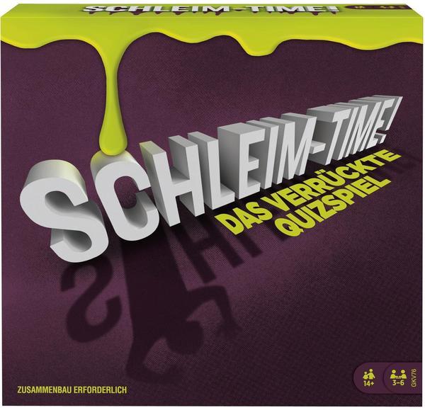 Schleim-Time!