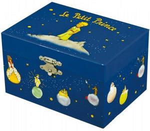 keine Angabe Spieldose Kleiner Prinz© Dunkelblau S91230