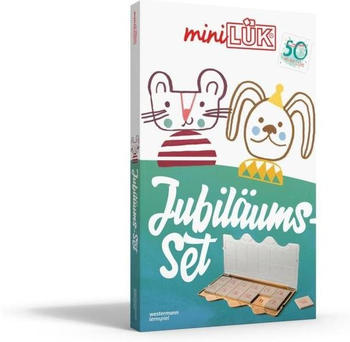 Westermann miniLÜK Jubiläums-Set (246750)