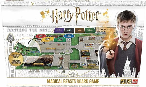 Harry Potter Magical Beasts Board Game (108673)