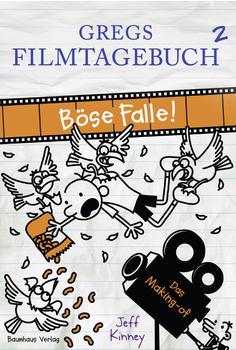 Gregs Filmtagebuch 2 - Böse Falle! (Jeff Kinney) [gebundene Ausgabe]