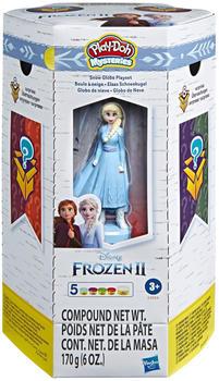 Play-Doh Disney Frozen II Snow Globe Playset