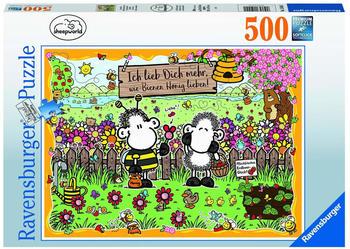 Ravensburger Bienenliebe (500 Teile)