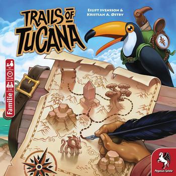 Trails of Tucana (53150G)