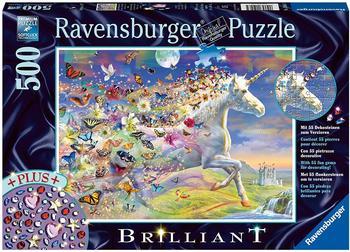 Ravensburger Schmetterlingseinhorn 500p 15046
