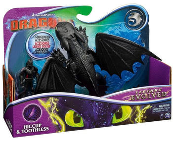 Spin Master Dragons - Toothless & Hiccup