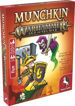 Munchkin Warhammer Age of Sigmar (17020G)