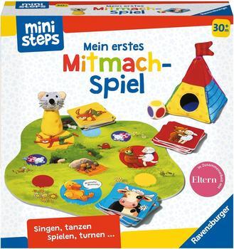 Ravensburger ministeps Mein erstes Mitmach-Spiel