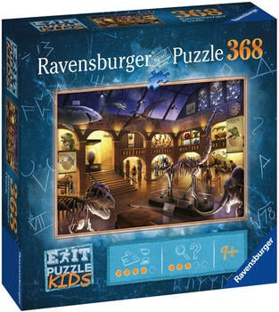 Ravensburger EXIT Puzzle Kids Im Naturkundemuseum