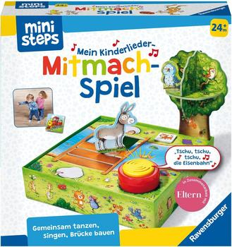 Ravensburger ministeps Mein Kinderlieder-Mitmachspiel (4172)
