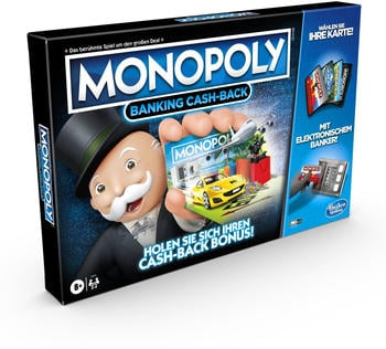 Monopoly Banking Cash-Back (E8978)