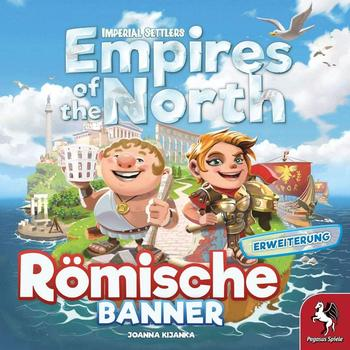 Empires of the North: Römische Banner - Erweiterung (51973G)