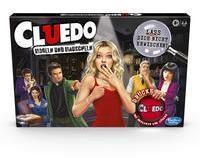 Hasbro Cluedo Mogeln und Mauscheln E9518