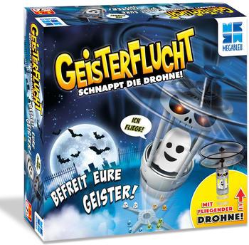 Geisterflucht - Schnappt die Drohne