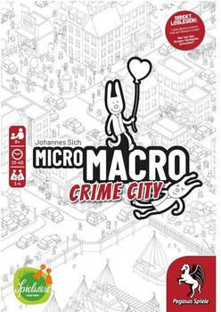 MicroMacro Crime City (DE)