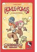 Pegasus Spiele Spiele-Comic Abenteuer: Hocus Pocus
