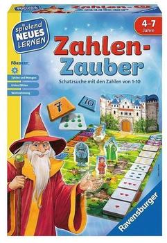 Zahlen-Zauber Schatzsuche mit Zahlen von 1 bis 10 (24964)