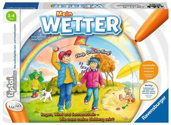 Ravensburger tiptoi Mein Wetter