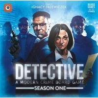 Pegasus Spiele Pegasus POP00390 - Detective, Season One, Deduktionsspiel, Englisch