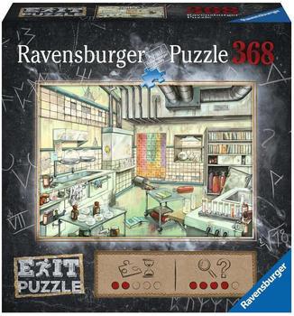Ravensburger Exit Das Labor (368 Teile)