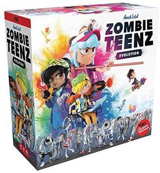 Le Scorpion Masque Zombie Teenz Evolution, Kinderspiel, Strategiespiel, Deutsch